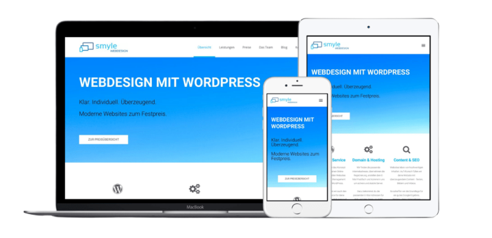 smyle-webdesign-Website Pakete zum Festpreis in Plochingen